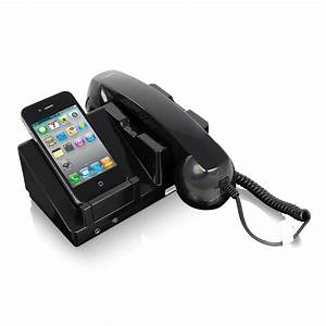 Iphone 4 Dockingstation : leicke leicke retro docking station for iphone 4 with iphone ~ Sanjose-hotels-ca.com Haus und Dekorationen