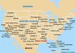 Maps: Us Map Baton Rouge