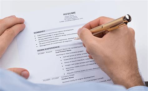 Resume Review by Search For Usa Search Engine Resume