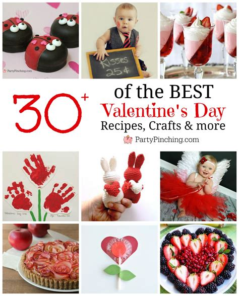 Day Idea Valentine Party Food