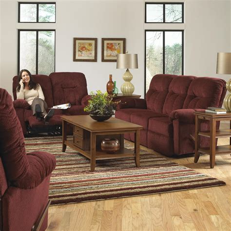 Living Room Furnishings by Best Home Furnishings Ares Reclining Living Room