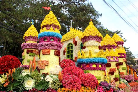 IN PHOTOS: Stunning floats in full bloom at Panagbenga 2016