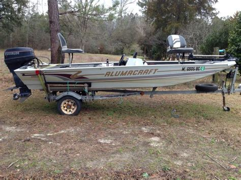 Alumacraft Bass Boat Reviews by 1998 Alumacraft Bass Boat For Sale In New Orleans