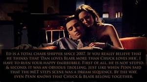 gossip girl confessions - Blair & Chuck Fan Art (32278293 ...