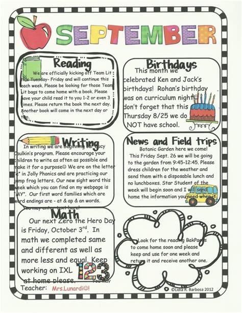 september newsletter mrs lunardi day kindergarten 608   1122621 orig