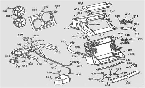 1996 Corvette Engine Compartment Diagram by C4 Front Of Car