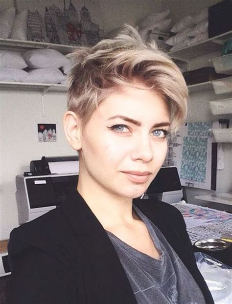 pixie haircuts  stylish women short hairstyles