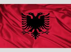 Albania Country Flag Wallpapers,Albania Different Style
