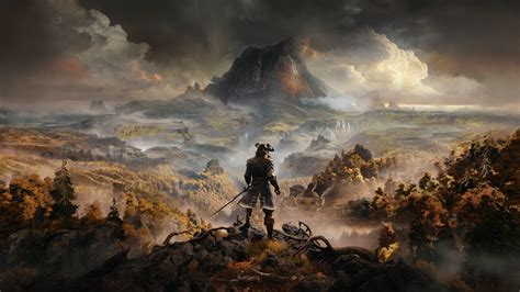 greedfall hd games  wallpapers images backgrounds