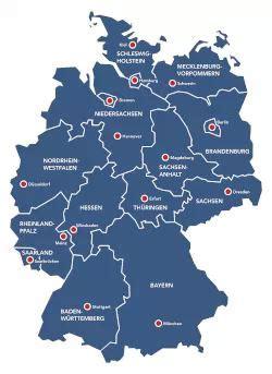 urlaubsregionen  deutschland