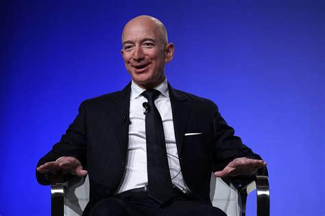 Amazon CEO Jeff Bezos: 'We're supportive of a rise in the ...