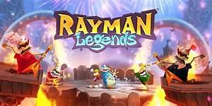 Rayman Legends Wii U Games Nintendo