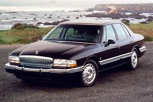 Curbside Classic  1997 Buick Park Avenue  U2013 Better The