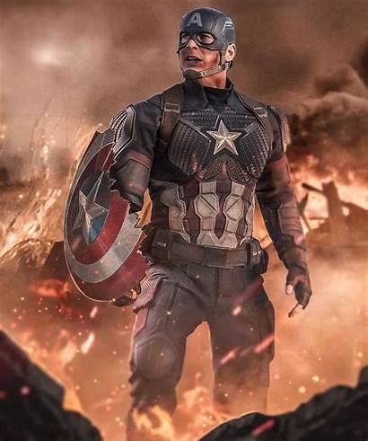 Marvel Mcu Captain America Superheroes Comics Avengers