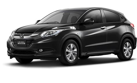 ford crossover black honda vezel archives the truth about cars