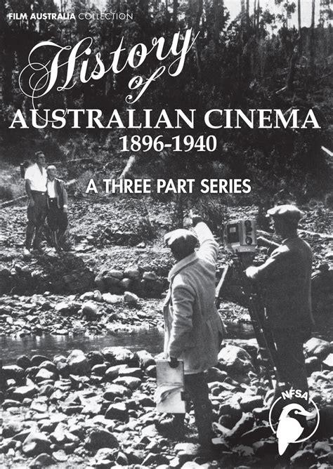 History Of by History Of Australian Cinema Series