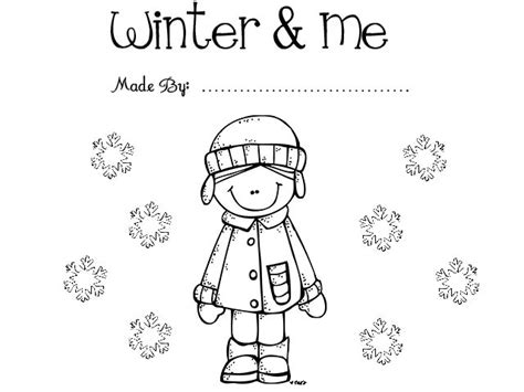 6 best images of free printable winter worksheets