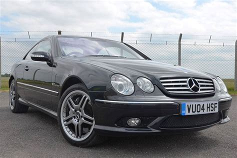 Such as this cl65 amg. Outrageous 610PS Mercedes CL65 AMG Estimated at £10k-£14k ...