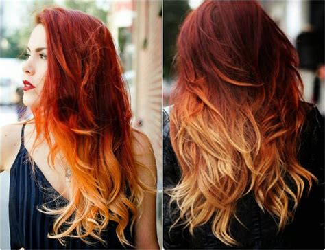 fire ombre hair hairstyles fire ombre hair hair