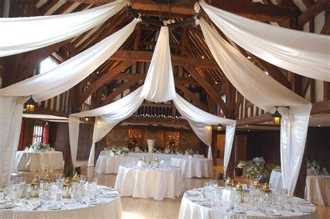 wedding drapery great fosters wedding lighting hire