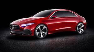Mb Auto : 2018 mercedes benz a class sedan concept revealed photos caradvice ~ Gottalentnigeria.com Avis de Voitures
