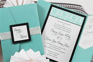 damask pocket folder wedding invitation by sweetmagsdesign With wedding invitations with pockets folders