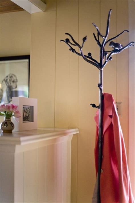 Wrought Iron Bird and Branch Coat Rack   minneapolis   by