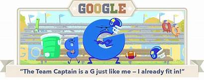 Google Doodle Doodles Gameday Logos French Irl