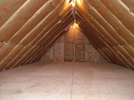 insulating  attic   pretty straightforward project