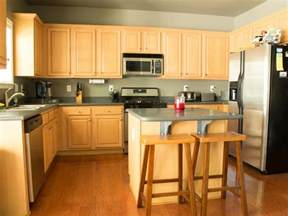 kitchen remodel ideas with oak cabinets before in its original state this kitchen featured