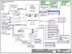 Lenovo Ideapad G460 Schematic