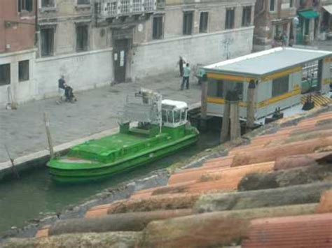 Trash Boat by Trash Boat In Venice
