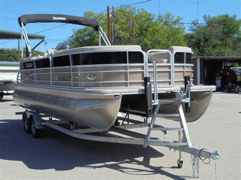 Xcursion Pontoon Boat Prices by Used Pontoon Xcursion Boats For Sale Boats