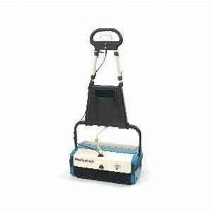 floorcare floor scrubbing cable operated scrubber driers With rotor wash floor cleaner