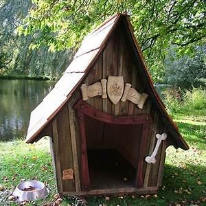 Cabane Pour Chien : 13 best niche panier et cabane images on pinterest ~ Melissatoandfro.com Idées de Décoration