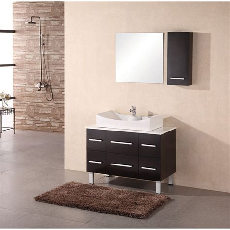 bathroom vanities free shipping design element designer s 36 quot bathroom vanity