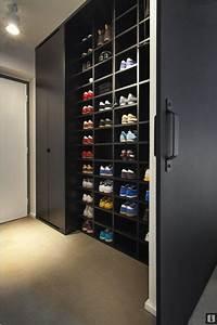 Petit Rangement Chaussures : 10 id es pour ranger ses chaussures dans un petit espace rangement chaussures casiers et armoires ~ Teatrodelosmanantiales.com Idées de Décoration