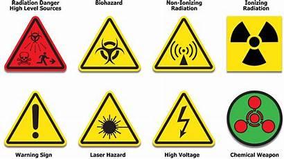Hazard Symbols Chemical Safety Icon Symbol Icons