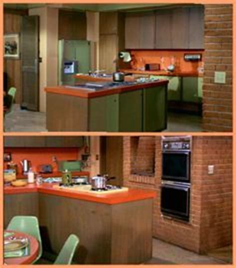 modern kitchen cabinets images 17 best images about brady bunch series on 7661