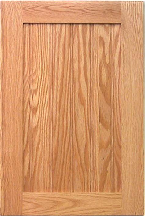 Red Oak Shaker Door   CabinetDoors.Com BlogRed Oak Shaker