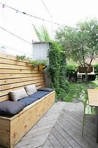 rangement jardin des idees pratiques pour un joli jardin With amenagement terrasse exterieure design 8 foyer exterieur conseils de construction et 48 photos super