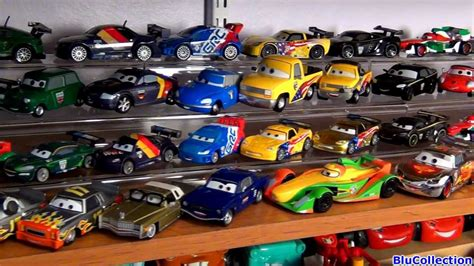 My Entire Complete Disney Pixar Cars 2 Diecast Collection