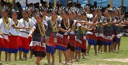 Arunachal Pradesh Tribe Apatani Festival Dree Dance