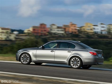 2008 Bmw 5 Series  Information And Photos Zombiedrive