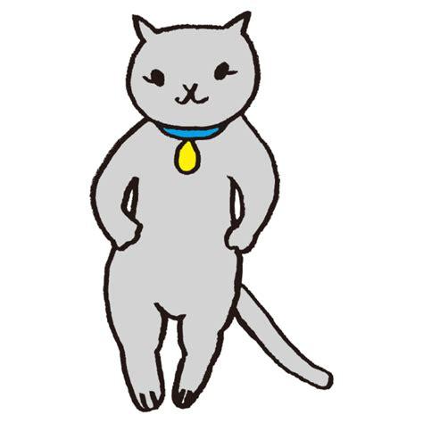 猫 イラスト かわいい
