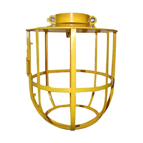 Keyless Lamp Guard  Replacement Cage  Adjustable Collar