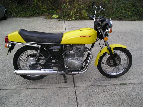 Honda Cj 250 T 1978 Technical Data Power Fuel Consumption