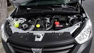 Moteur Sce 100 : dacia dokker 1 5 dci 90hp engine start and sound hd youtube ~ Maxctalentgroup.com Avis de Voitures