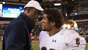Irish WR, David Robinson's son, has all-star support in ...