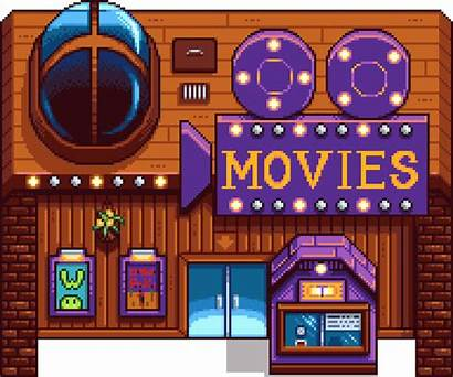 Theater Stardew Valley Bundle Mozi Missing Movies